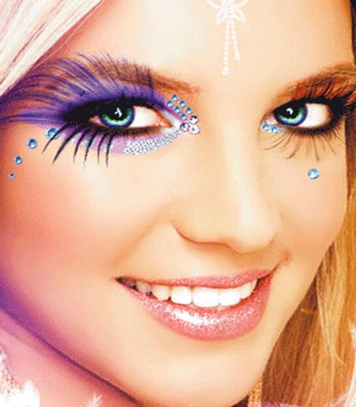 Новогодний макияж 2013 - фото 2