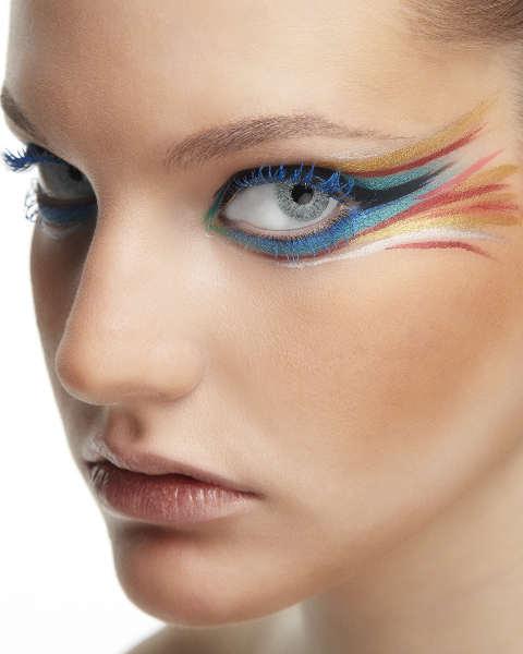 Новогодний макияж 2013 - фото 3