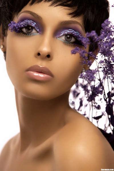 Новогодний макияж 2013 - фото 6