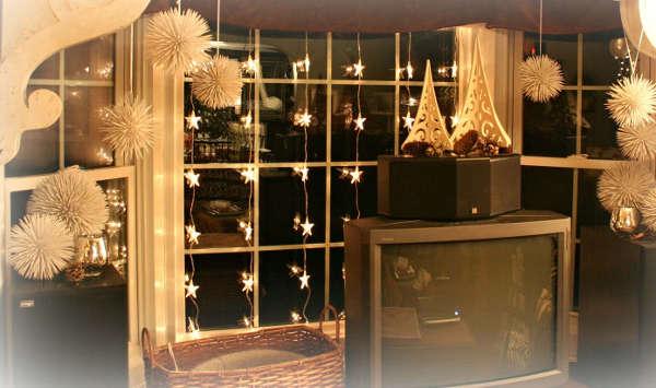 Новогодние шары из зубочисток - фото 4
