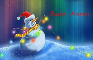 Поздравления с Новым Годом на итальянском