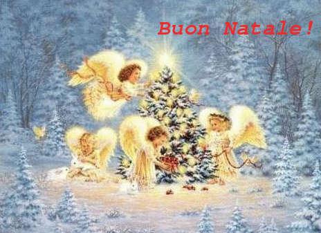Поздравления с Рождеством на итальянском