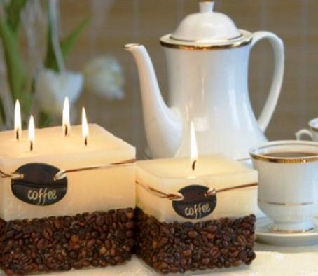 Декор кофейными зернами - фото 9