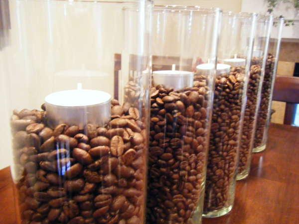 Декор кофейными зернами - фото 6