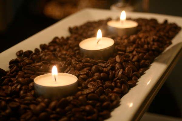 Декор кофейными зернами - фото 5