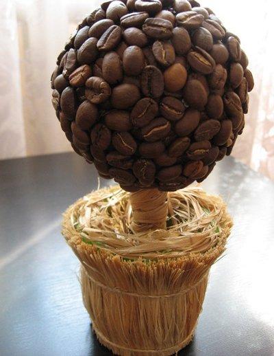 Декор кофейными зернами - фото 18