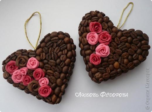 Декор кофейными зернами - фото 15