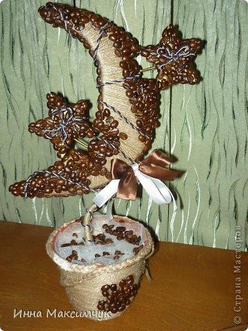 Декор кофейными зернами - фото 25
