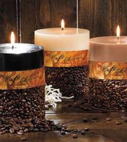 Декор кофейными зернами - фото 2