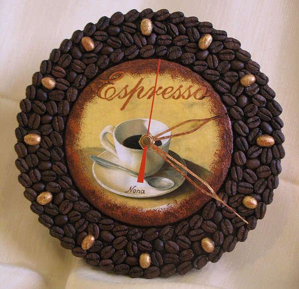 Декор кофейными зернами - фото 8