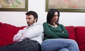 Основные причины ссор с мужем