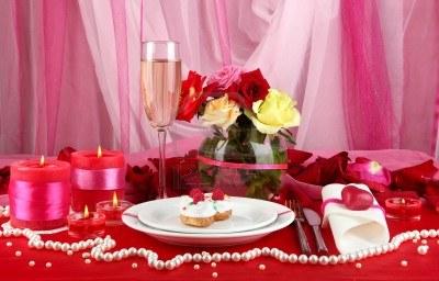 Стол на день святого Валентина - фото 19