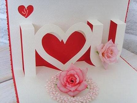 Валентинки своими руками - фото 13