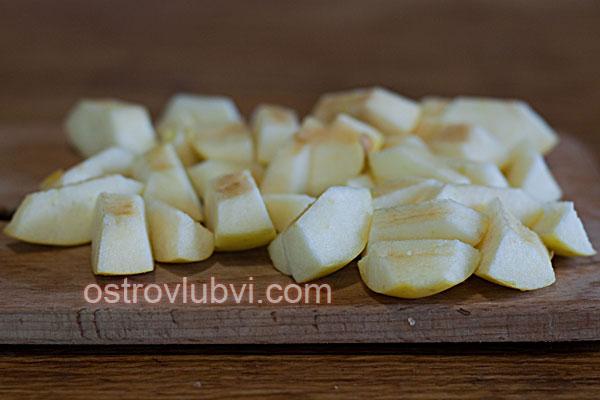 Яблочный пирог - фото 2