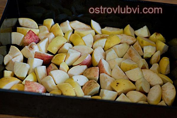 Яблочный пирог - фото 3