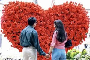 Традиции дня Святого Валентина