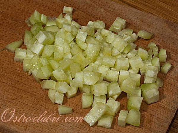 Салат из крабовых палочек - фото 3