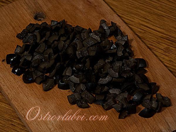 Салат из крабовых палочек - фото 4