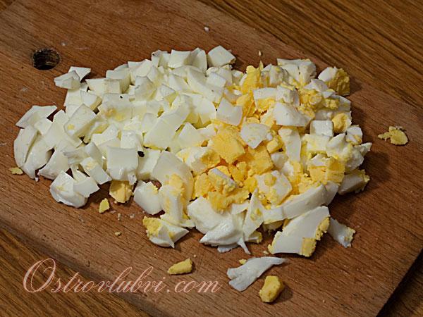 Салат из крабовых палочек - фото 5