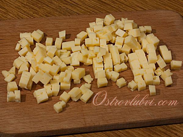 Салат из крабовых палочек - фото 6