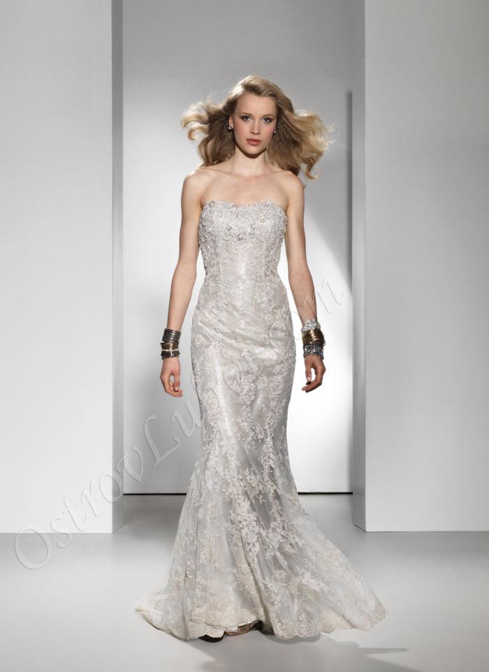 Свадебные платья 2013 - фото 13
