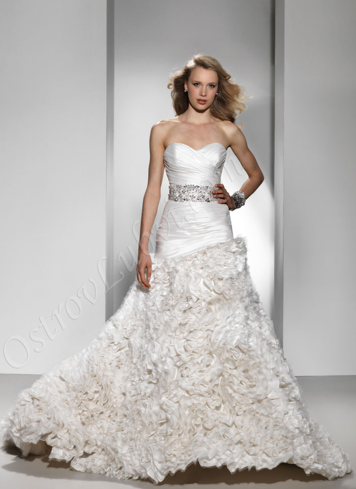 Свадебные платья 2013 - фото 14
