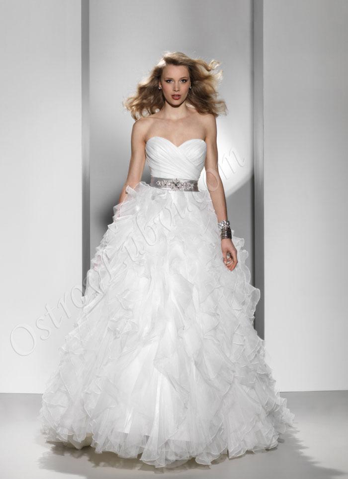 Свадебные платья 2013 - фото 24
