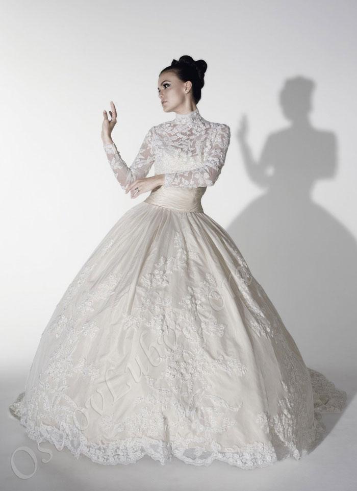 Свадебные платья 2013 - фото 31