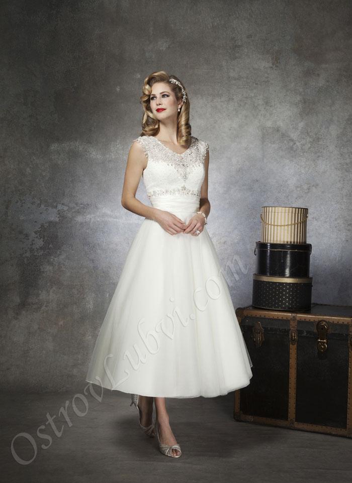 Свадебные платья 2013 - фото 7