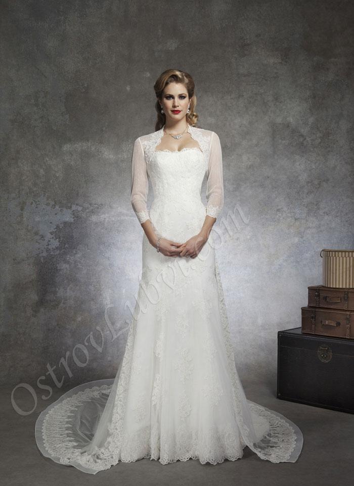 Свадебные платья 2013 - фото 8