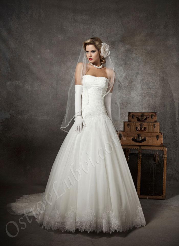 Свадебные платья 2013 - фото 9