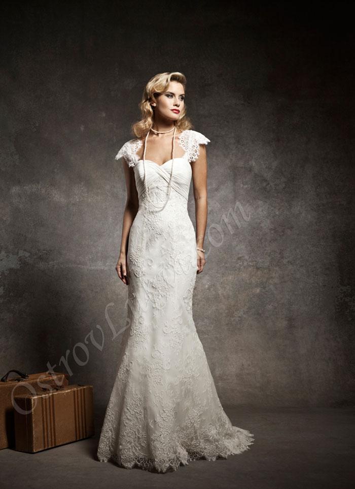 Свадебные платья 2013 - фото 10
