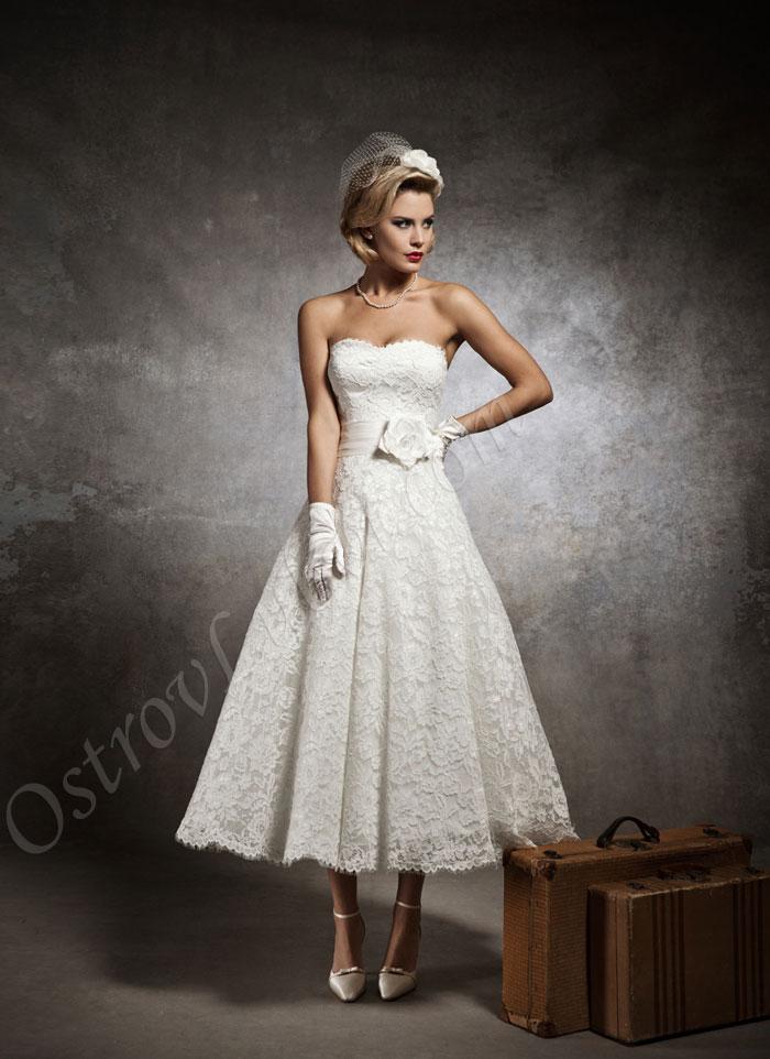 Свадебные платья 2013 - фото 11
