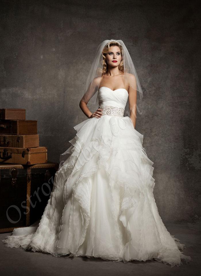 Свадебные платья 2013 - фото 12