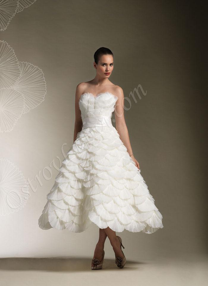 Свадебные платья 2013 - фото 19
