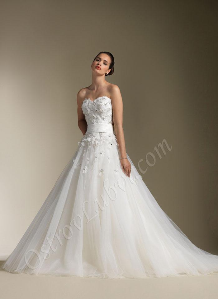 Свадебные платья 2013 - фото 20