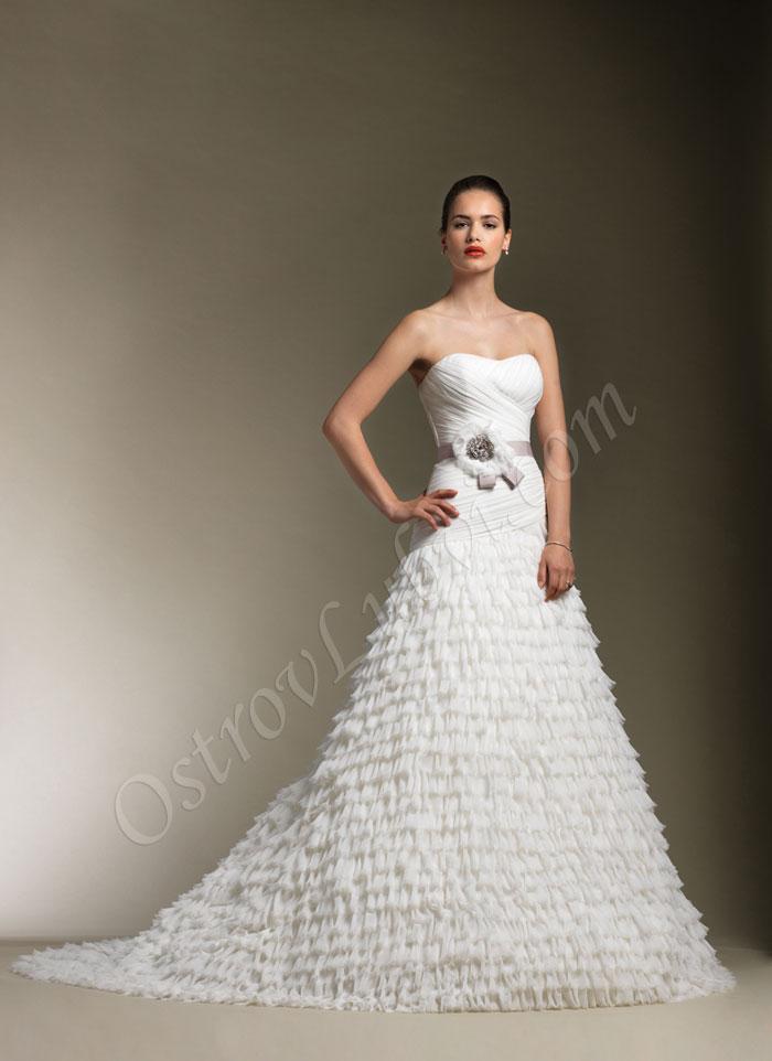 Свадебные платья 2013 - фото 21