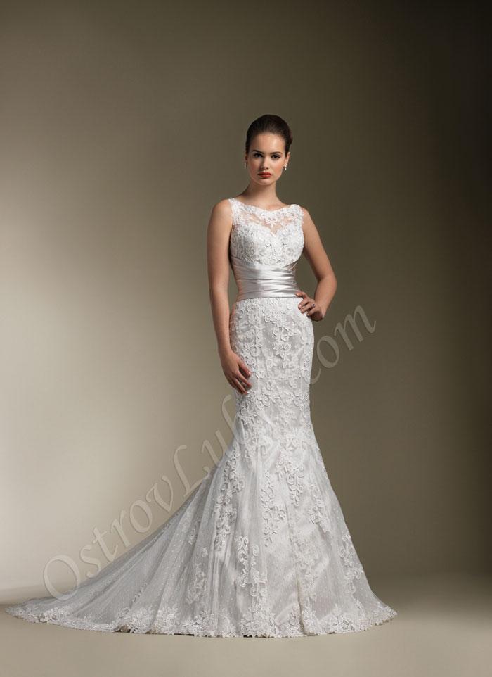 Свадебные платья 2013 - фото 22