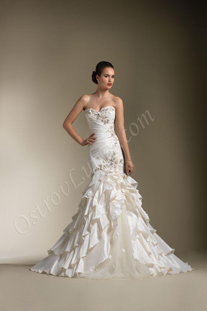 Свадебные платья 2013 - фото 23