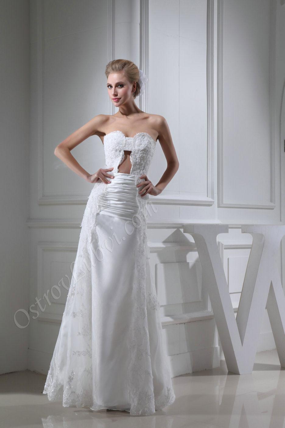 Свадебные платья 2013 - фото 28
