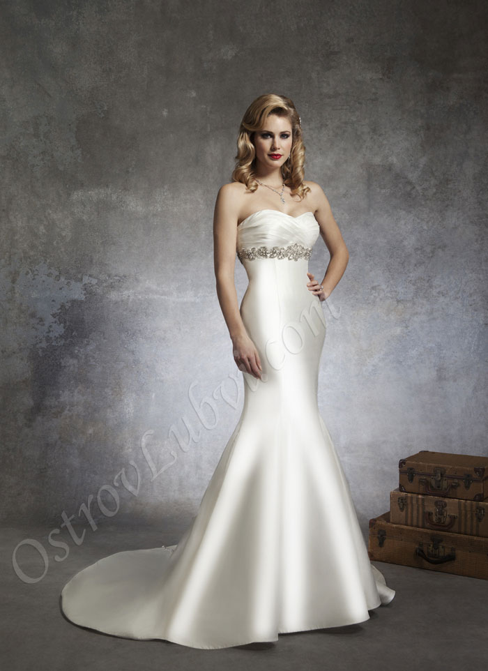 Свадебные платья 2013 - фото 6