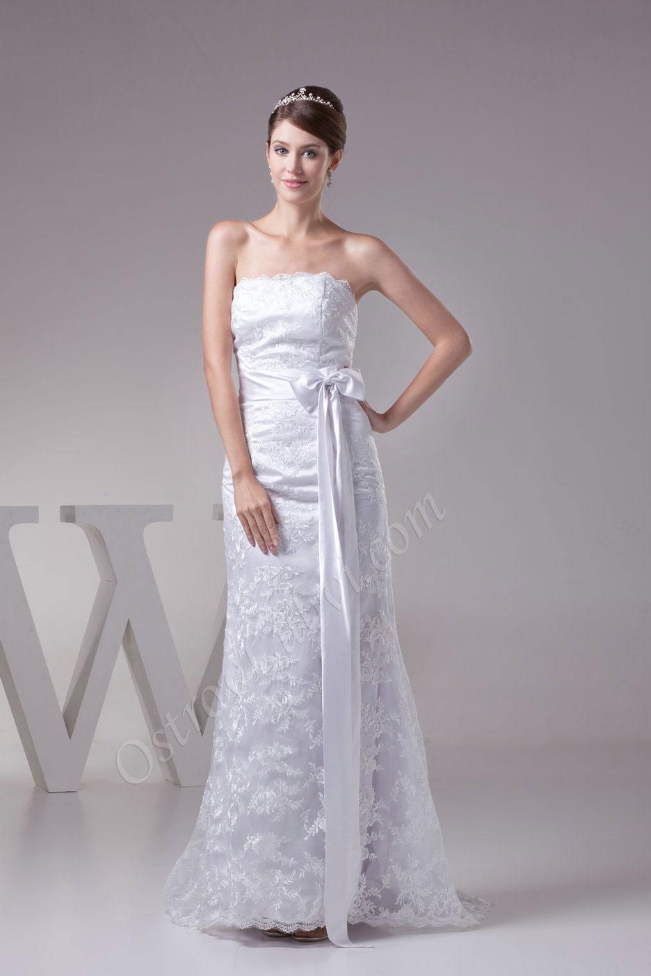 Свадебные платья 2013 - фото 29