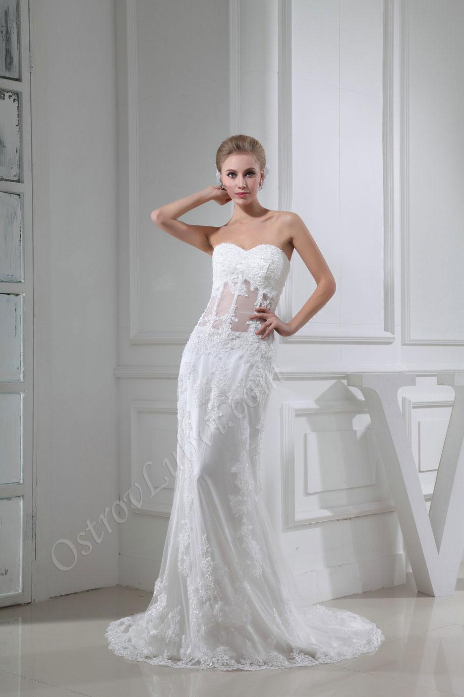 Свадебные платья 2013 - фото 30