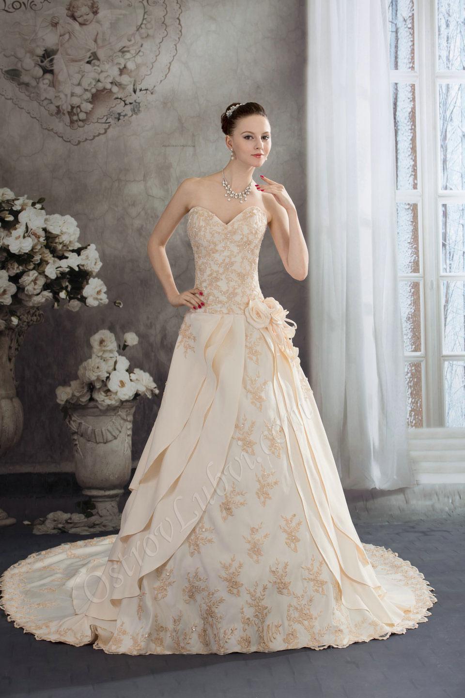 Свадебные платья 2013 - фото 50