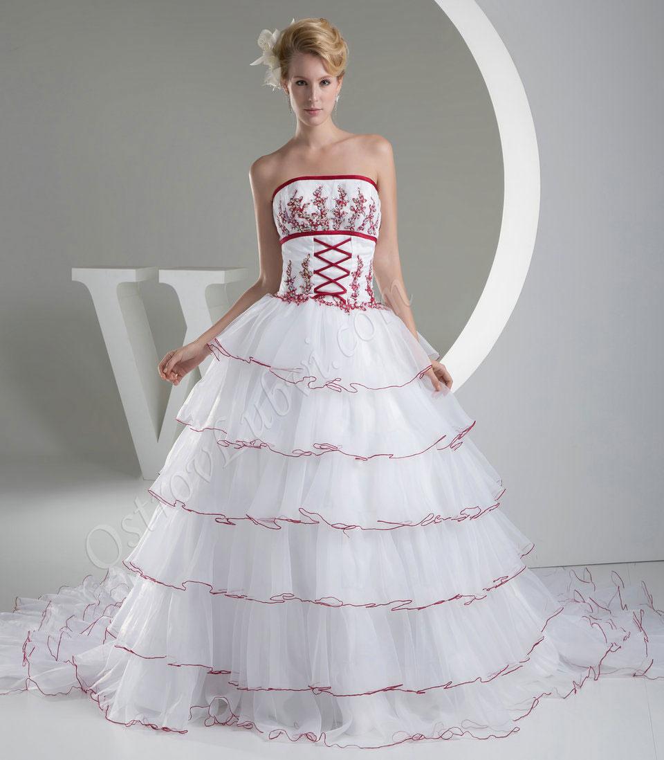 Свадебные платья 2013 - фото 46