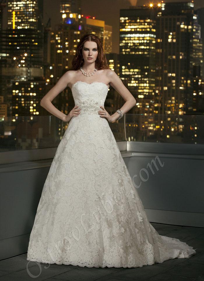Свадебные платья 2013 - фото 2