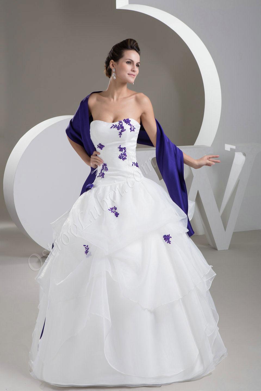 Свадебные платья 2013 - фото 43