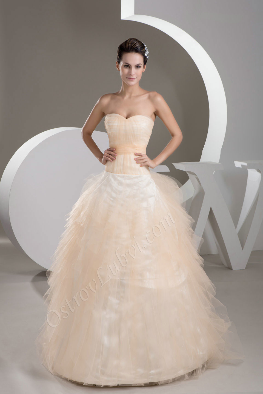 Свадебные платья 2013 - фото 57