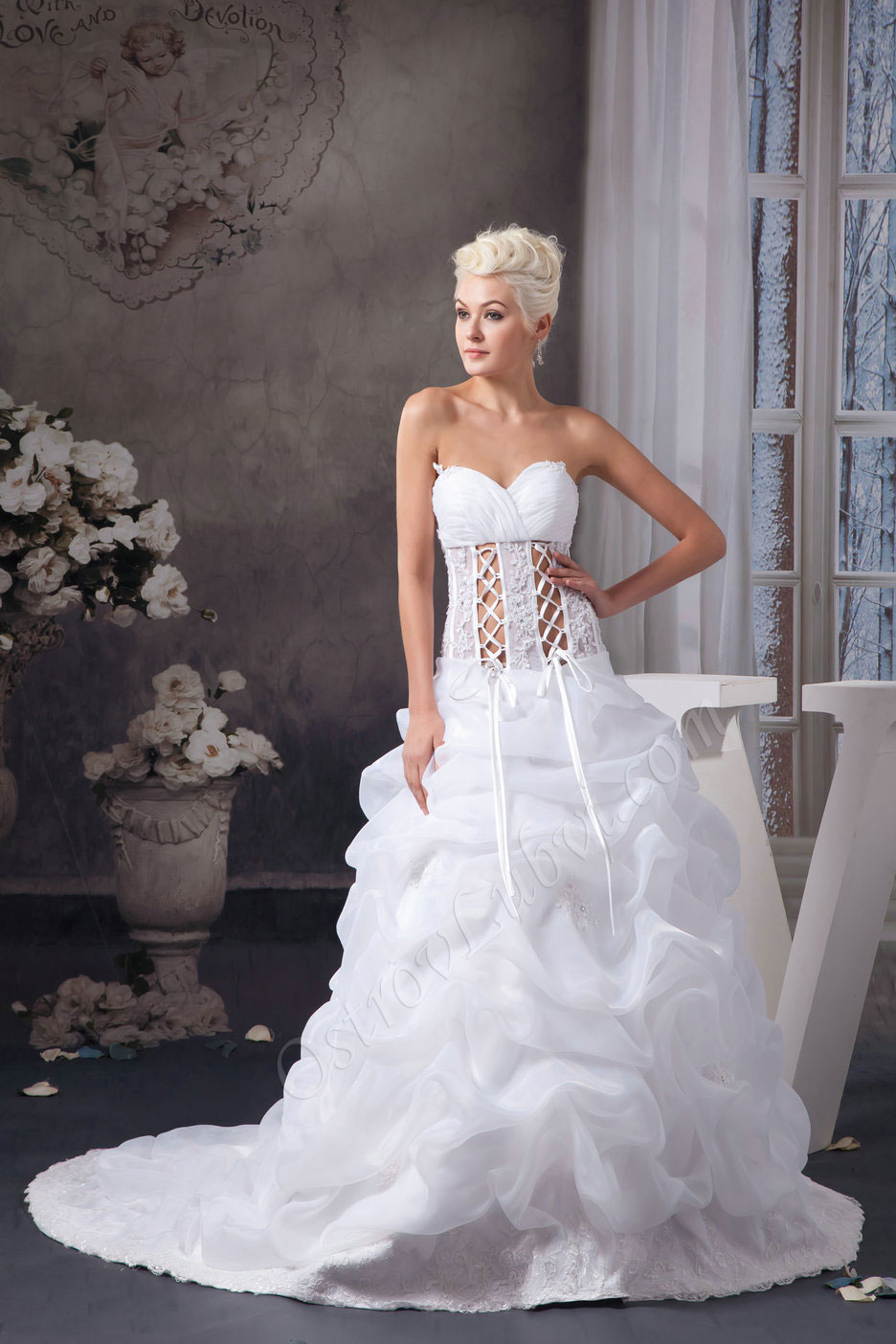 Свадебные платья 2013 - фото 40