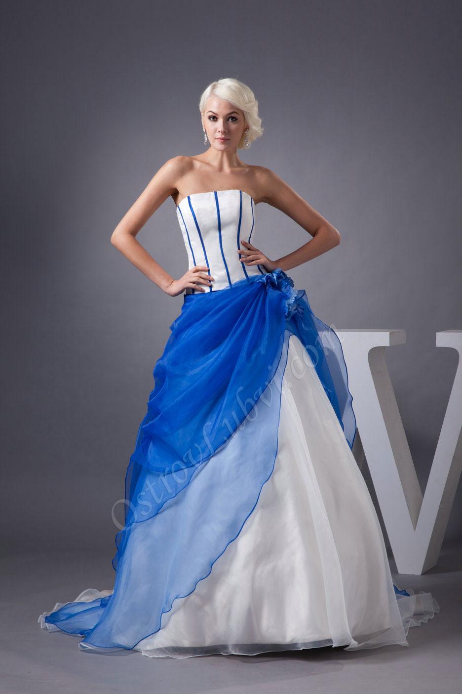 Свадебные платья 2013 - фото 47